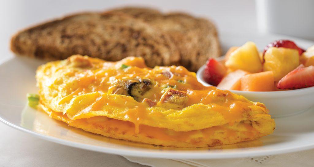 Bakers Omelette*