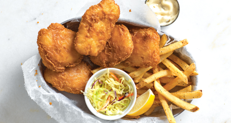 Fish & Chips^