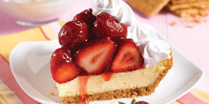 Fresh Strawberry Cream Cheese