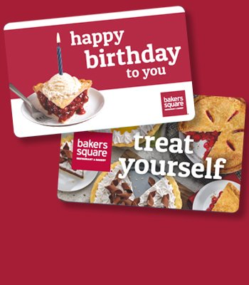 Bakers Square Gift Cards
