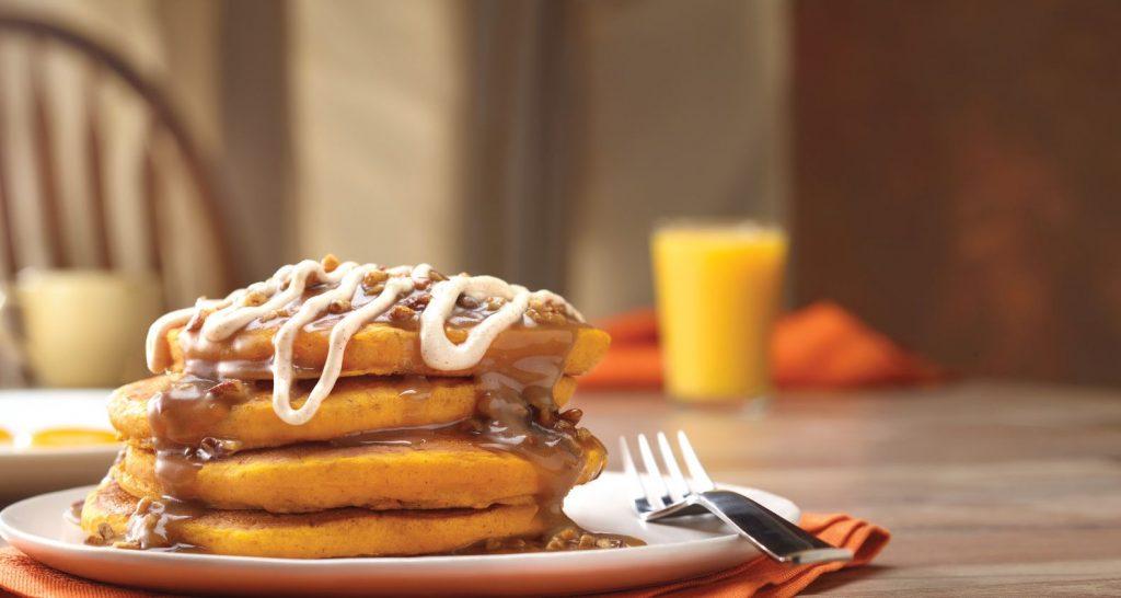 Pumpkin Supreme Pancakes
